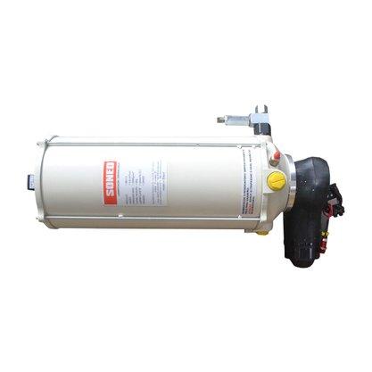 Lubrificador Automático Elétrico 5kg 24V
