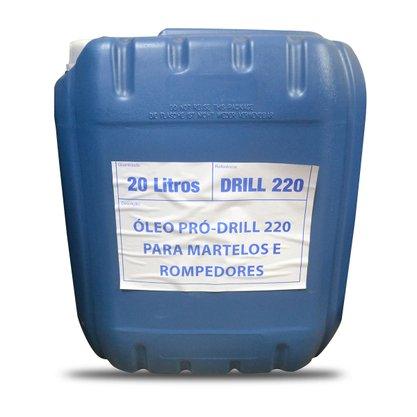 Óleo Lubrificante para Linha Pneumática Drill 220