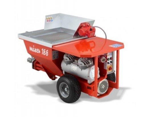 Projetora de Reboco Mixer 188 380V