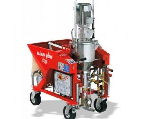 Projetora de reboco Mixer Plus Standard